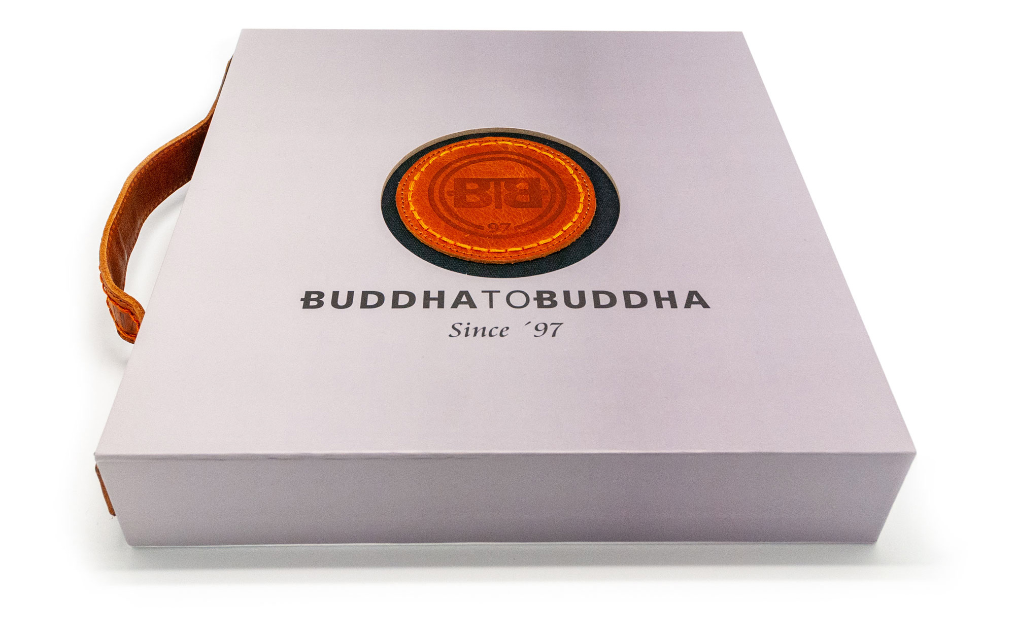 Buddha to Buddha - book and sleeve