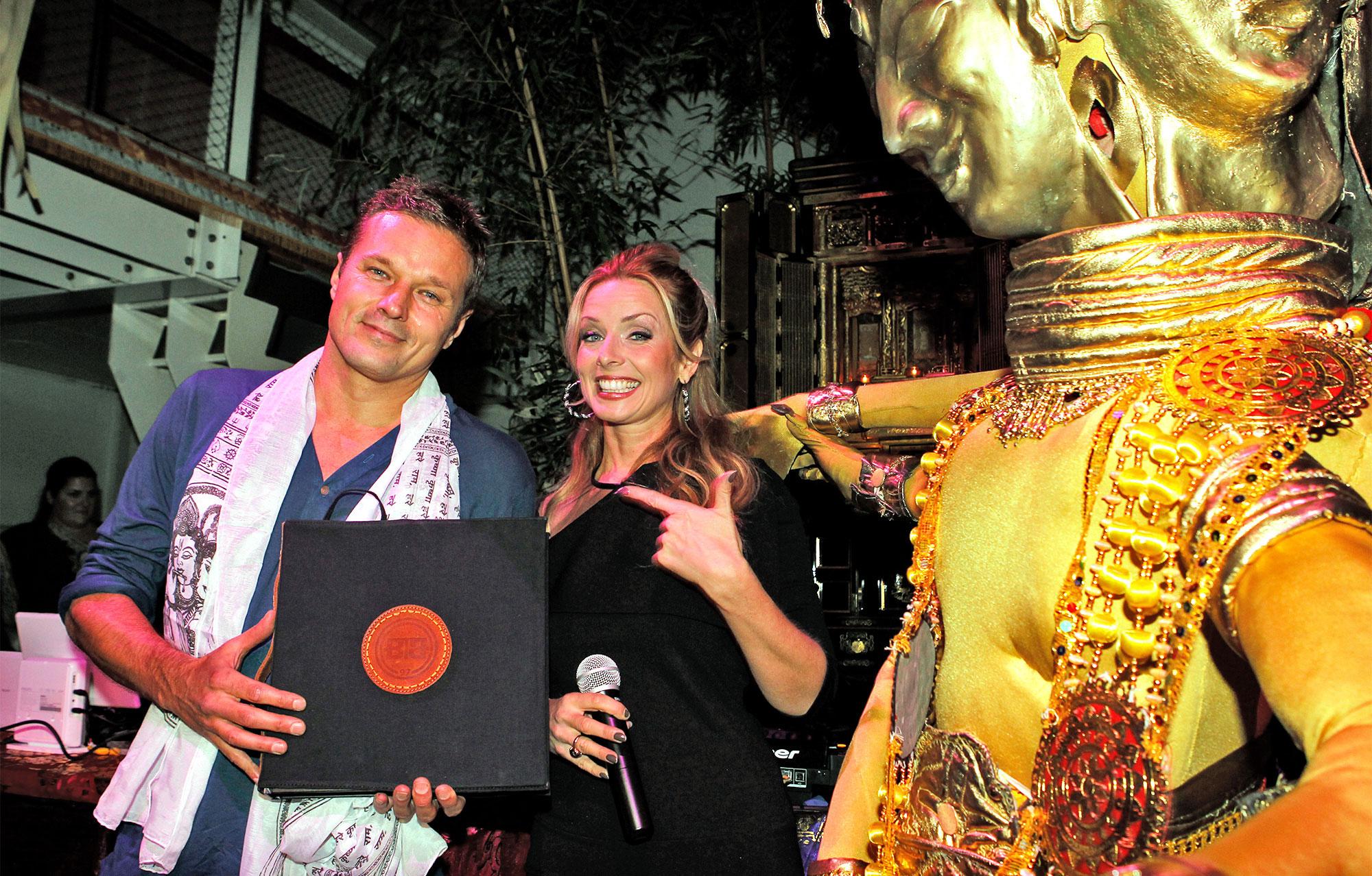 Buddha to Buddha - book presentation